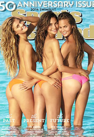 Sports Illustrated SWIMSUIT ISSUE 2014